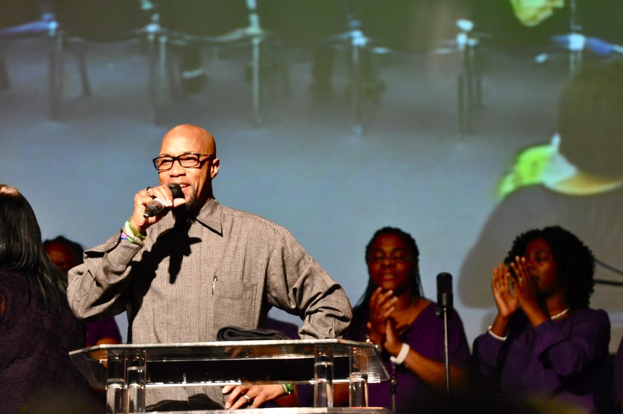 Pastor James E. Sturdivant