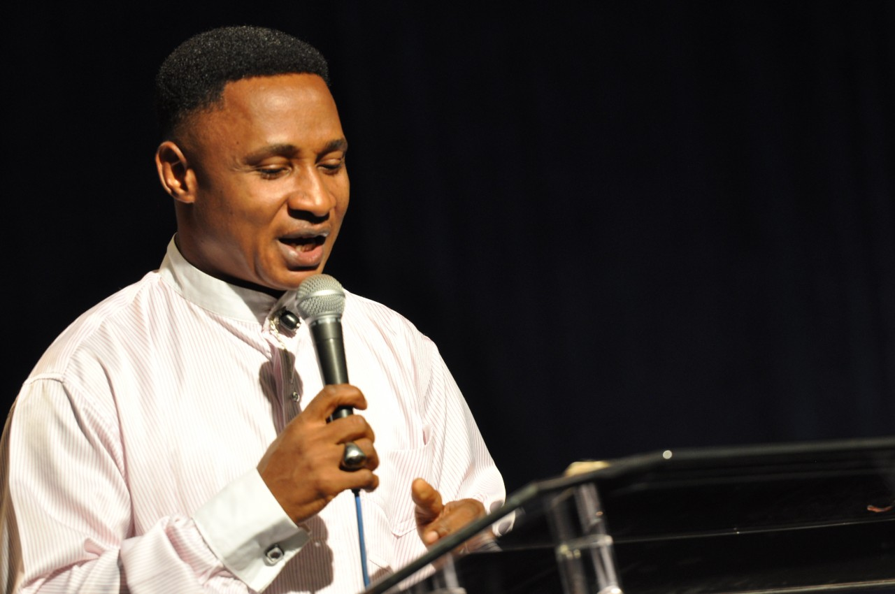 Pastor Chris Otaigbe