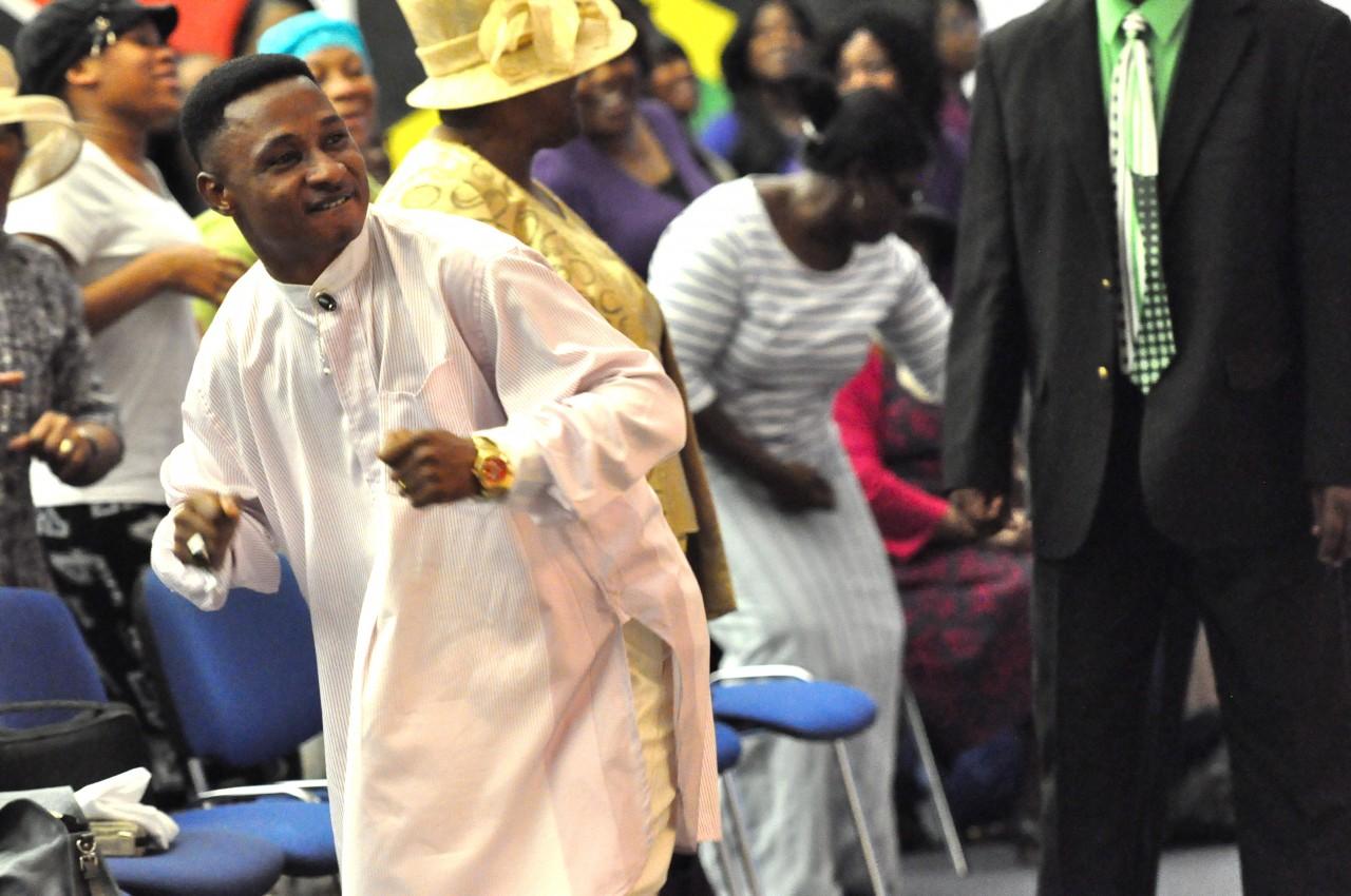 Pastor Chris Otaigbe